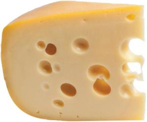 Сыр Масдам вес.~3кг. Россия