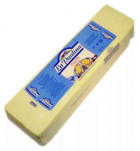 Сыр Моцарелла для  42 % ~3,6 кг. ТМ LA PAULINA Аргентина