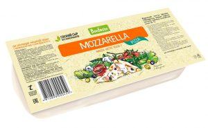 Сыр Моцарелла для пиццы 40 % 1 кг. ТМ Бонфесто