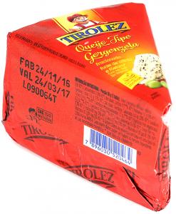 Сыр TIROLEZ Горгонзола 60%