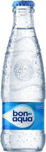 Вода Бонаква питьевая без газа 0,25 л стекло