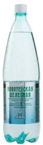 Вода минеральная 1.5 л. /6 шт./ ТМ Новотерская