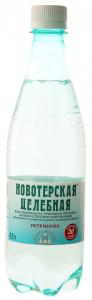Вода минеральная 500 мл. /6 шт./ ТМ Новотерская