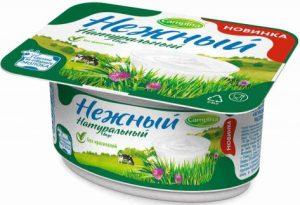 Йогурт 1.2 % 100 гр. ТМ КАМПИНА