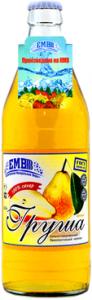Лимонад Дюшес (Груша), ТМ ЕМВ, 0,5л стекло/20шт