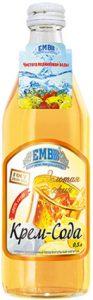 Лимонад Крем-Сода ТМ ЕМВ 0,5л стекло/20шт
