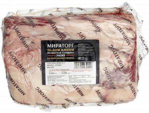 Мраморная говядина толстый край PRIME ~5 кг. Мираторг