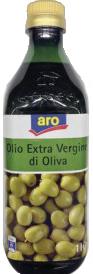 Масло оливковое нерафинированное EV, пластик 1 л. Италия
