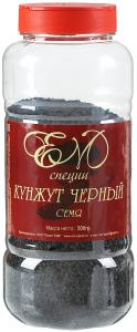 Кунжут черный семя, «ЕМ специи»,  500 г